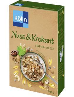 Kölln Nuss & Krokant Hafer-Müsli