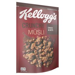 Kellogg's Crunchy Müsli Schokolade (500 g) - 5053827116275