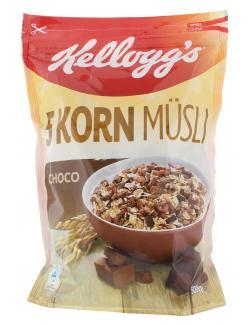 Kellogg's 5 Korn Müsli Schokolade