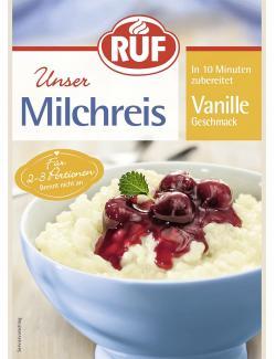 Ruf Milchreis Vanille