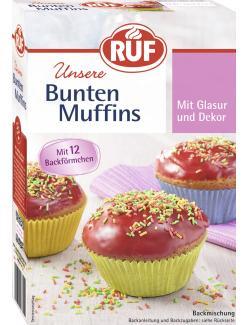 ruf bunte muffins 420 g online bestellen bei. Black Bedroom Furniture Sets. Home Design Ideas