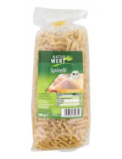 NaturWert Bio Spirelli Dinkel hell (500 g) - 4250780309350