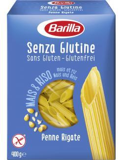 Barilla Senza Glutine Penne Rigate glutenfrei
