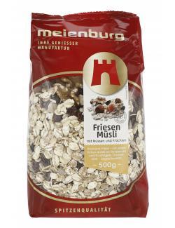 Meienburg Friesen-Müsli ungeschwefelt (500 g) - 4009790004003