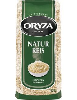Oryza Naturreis Langkorn Vollkorn