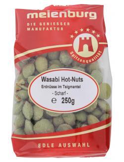 Meienburg Wasabi Hot-Nuts (250 g) - 4009790002634