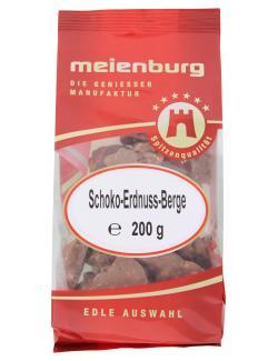 Meienburg Schoko-Erdnuss-Berge