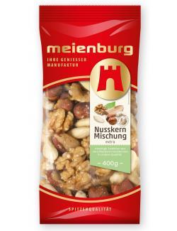 Meienburg Nusskernmischung Extra-Jumbo (400 g) - 4009790003549