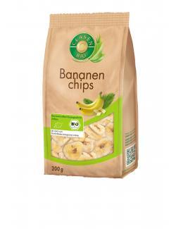 Clasen Bio Bananenchips (200 g) - 4250038940199