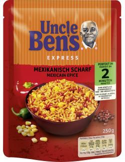 Uncle Ben's Express mexikanisch scharf