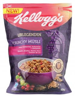 Kellogg's Urlegenden Crunchy Müsli (400 g) - 5053827151320