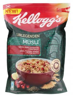 Kellogg's Urlegenden Müsli (450 g) - 5053827151443