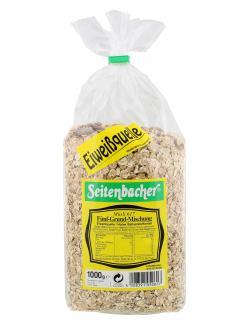 Seitenbacher Müsli 617 Fünf-Grund-Mischung (935 g) - 4008391050617