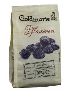 Goldmarie Pflaumen getrocknet