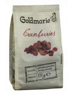 Goldmarie Cranberries getrocknet