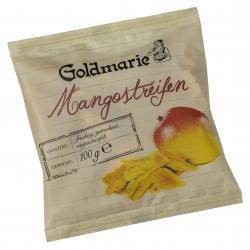 Goldmarie Mangostreifen getrocknet