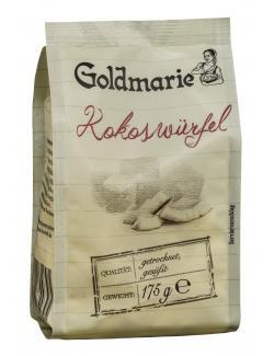 Goldmarie Kokoswürfel getrocknet (175 g) - 4260404854395