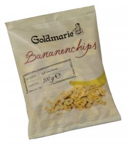 Goldmarie Bananenchips