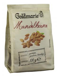 Goldmarie Mandelkerne geröstet und gesalzen