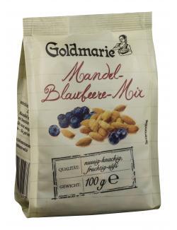 Goldmarie Mandel-Blaubeere-Mix