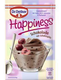 Dr. Oetker Happiness Schokolade