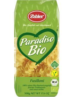 Zabler Paradiso Bio Fusilloni
