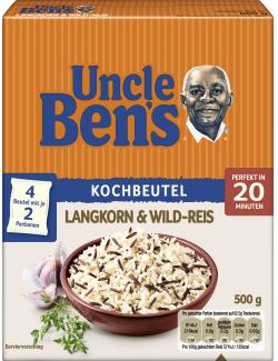 Uncle Ben's Langkorn & Wild-Reis