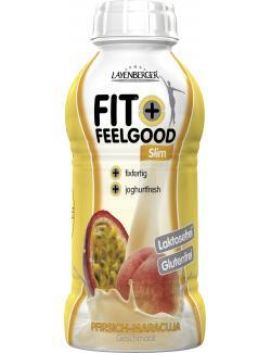 Layenberger Fit+Feelgood Diät-Shake Pfirsich-Maracuja (312 ml) - 4036554703025