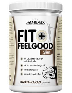 Layenberger Fit+Feelgood Diät-Pulver Kaffee-Kakao (430 g) - 4036554702479
