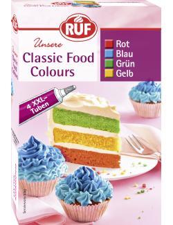Ruf Classic Food Colours