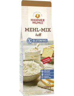 Hammermühle Mehl-Mix hell