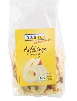 Basic Apfelringe getrocknet