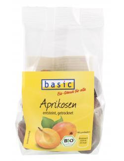 Basic Aprikosen getrocknet