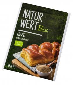 NaturWert Bio Hefe ohne anrühren (2 x 9 g) - 4250780321024