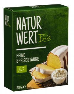 NaturWert Bio Feine Speisestärke
