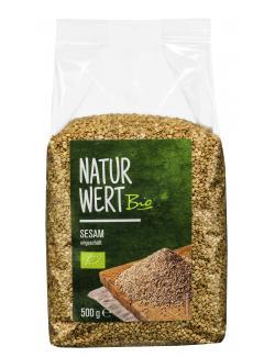 NaturWert Bio Sesam ungeschält