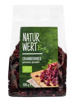 NaturWert Bio Cranberries