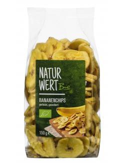 NaturWert Bio Bananenchips