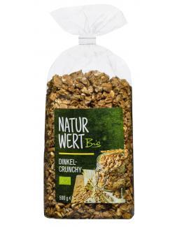 NaturWert Bio Dinkel-Crunchy