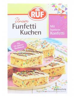 Ruf Funfetti Kuchen (750 g) - 4002809037276