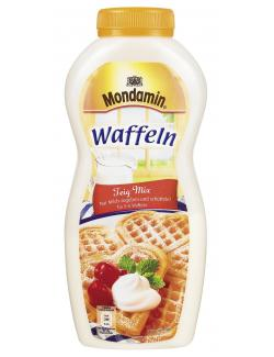 Mondamin Waffel Teig-Mix
