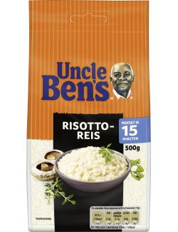 Uncle Ben's Risotto-Reis (500 g) - 5410673001986