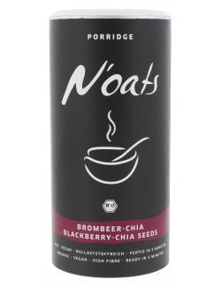 Mymuesli Porridge N'oats Brombeer-Chia (400 g) - 4260188784536