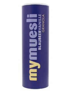 Mymuesli Blaubeer-Vanille-Granola (575 g) - 4260188784031