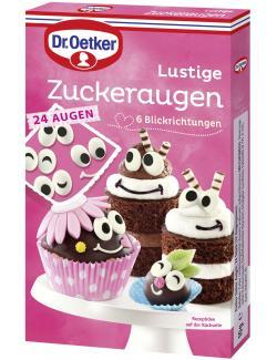 Dr. Oetker Zuckeraugen (10 g) - 4000521019099