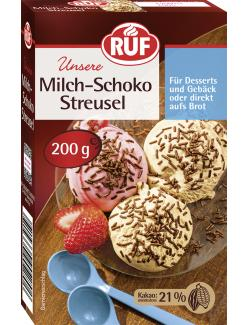 Ruf Milch-Schoko Streusel