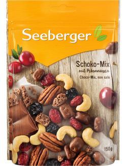 Seeberger Schoko-Mix mit Pekannüssen