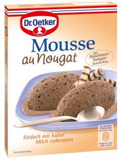 Dr. Oetker Mousse au Nougat