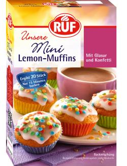 Ruf Mini Lemon-Muffins