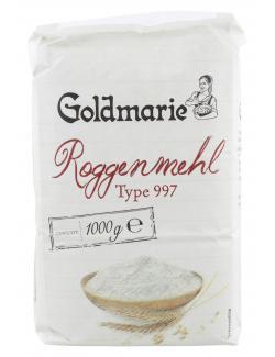 Goldmarie Roggenmehl Type 997
